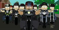 South Park Harley F-Word Episode