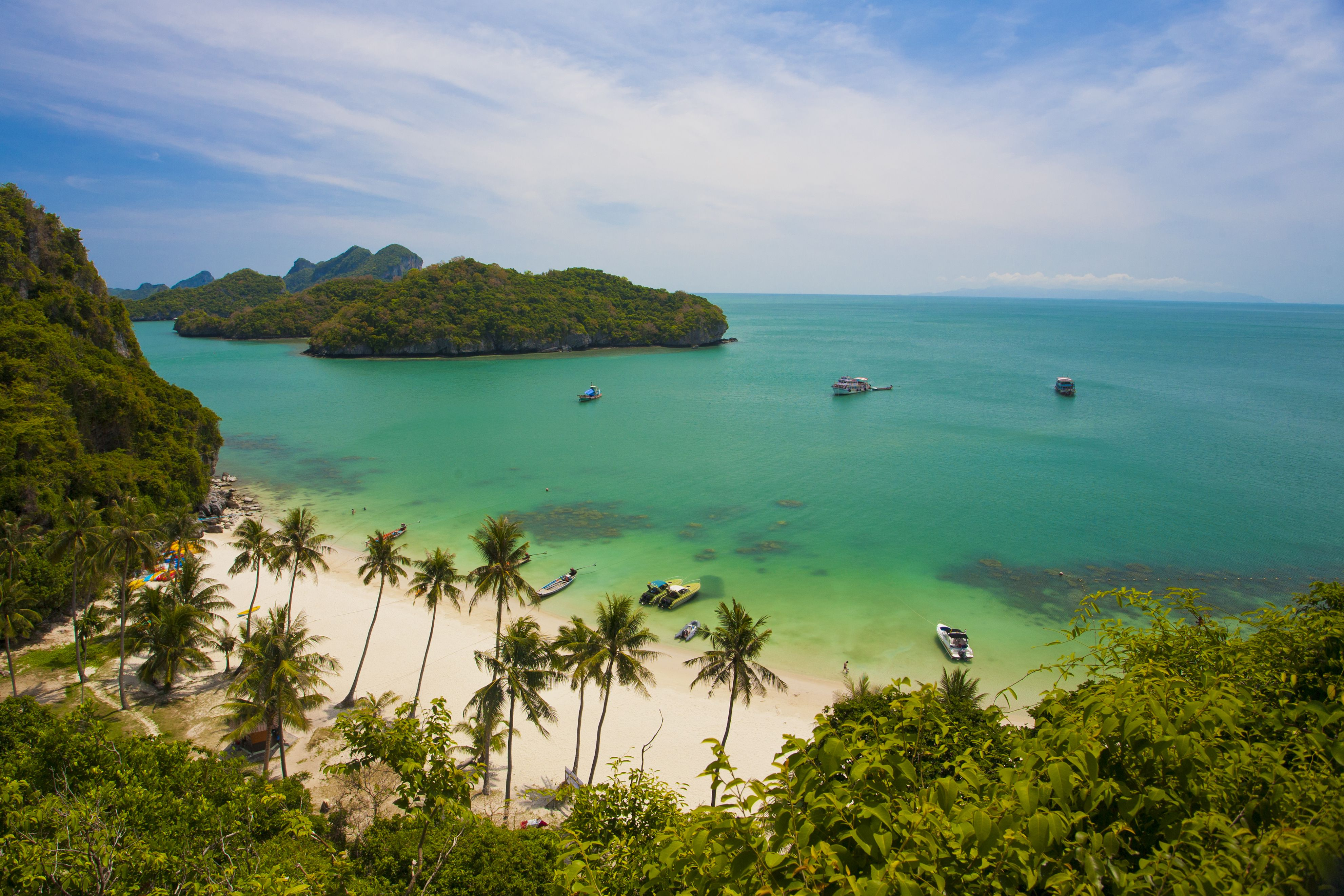 5 great honeymoon destinations in asia for Nice places to go for honeymoon