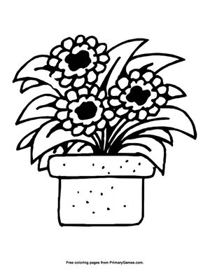 primary games summer coloring pages - Primary Coloring Pages
