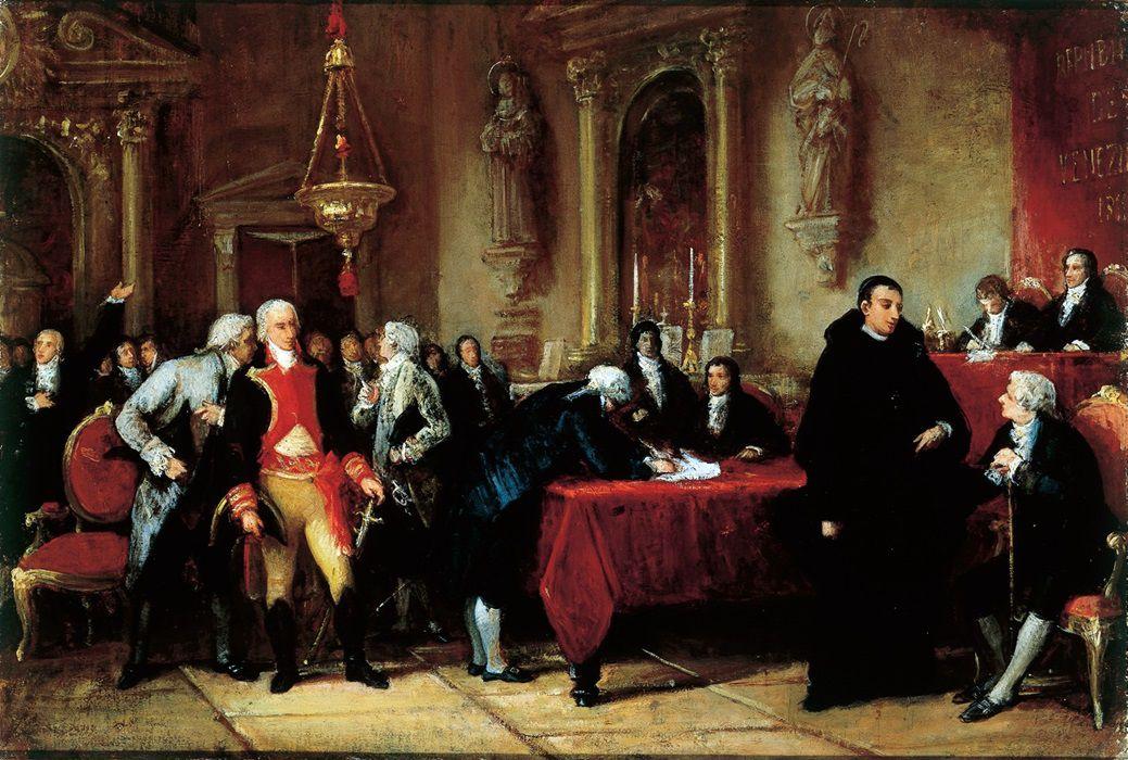 Venezuela's Declaration of Independence in 1810