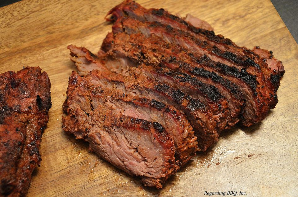 Marinated Sirloin Flap Steak