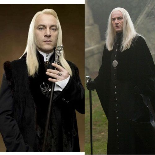 Make your own diy harry potter costumes how to lucius malfoy costume solutioingenieria
