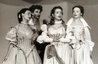 The Women of 'Much Ado About Nothing'