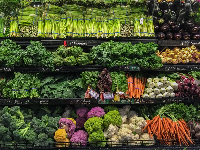 vegetables for Spanish lesson