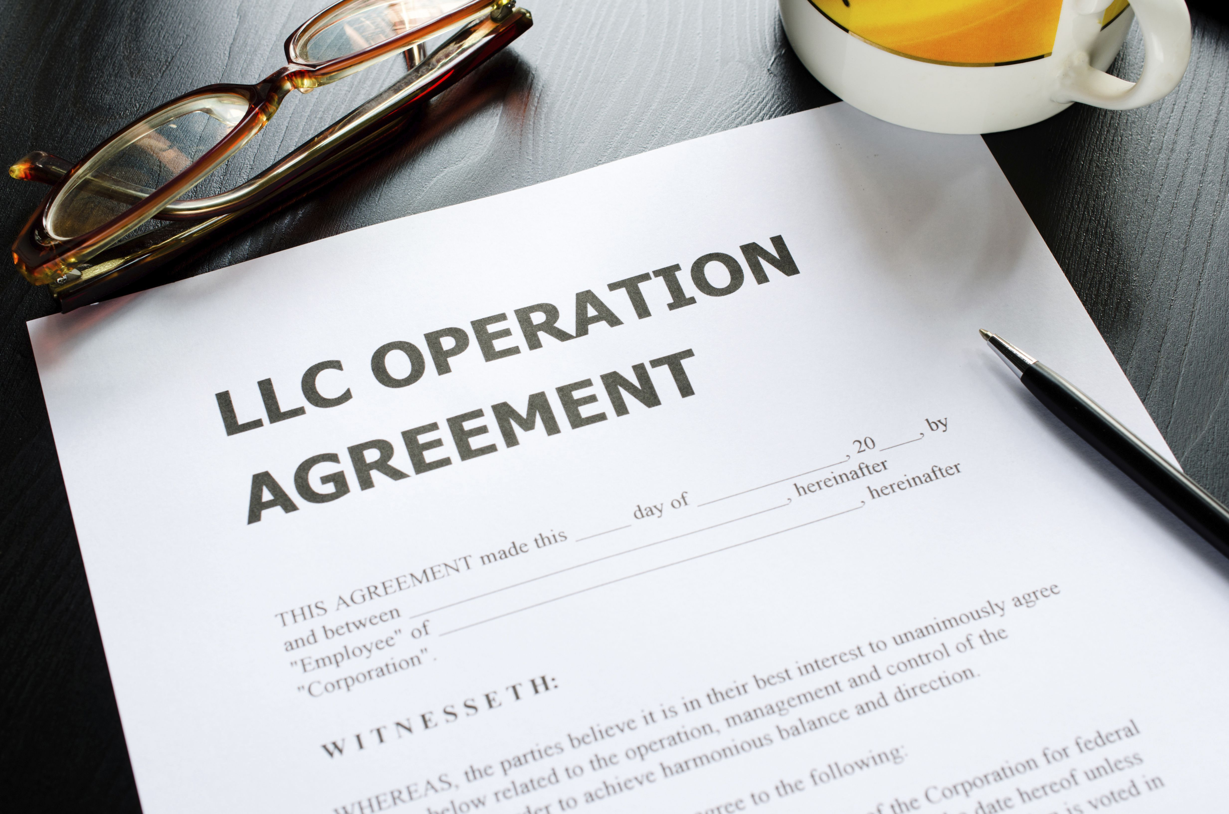 How LLC Ownership Works - Contributions and Distributions