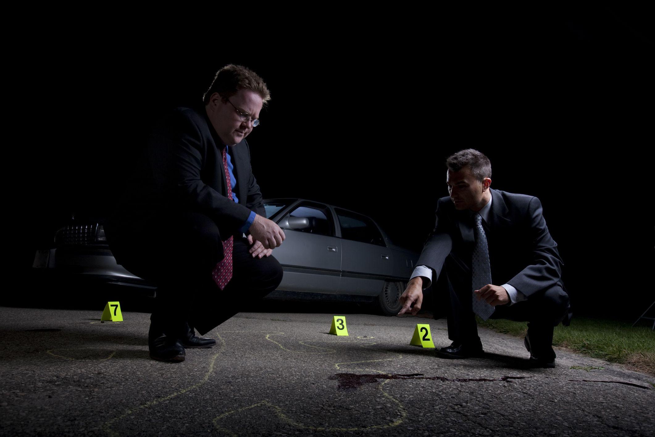 criminal detectives