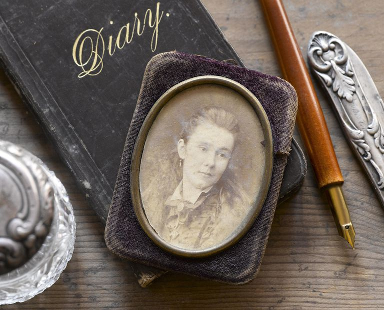 Old diaries and journals written by our female ancestors are one of the best ways to learn firsthand what their life was like.