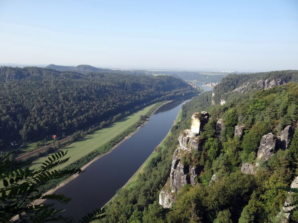 Viking Cruises Elbe River Cruise Log - Elbe river