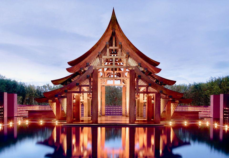 Ritz-Carlton Phulay Bay Thailand luxury resort