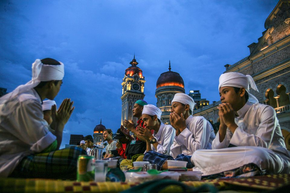 Traveling during Ramadan in Asia
