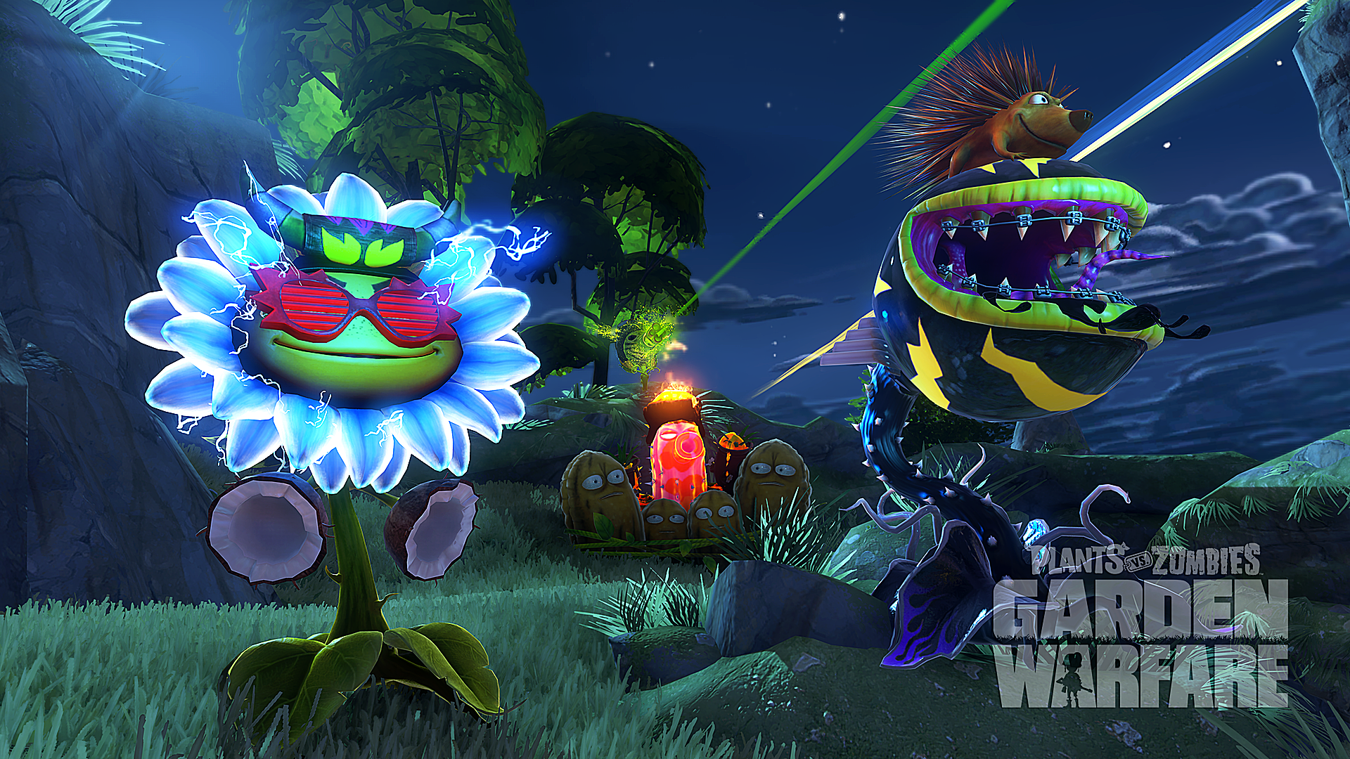 Plants vs zombies garden warfare tips and tricks - Plants vs zombies garden warfare 2 secrets ...