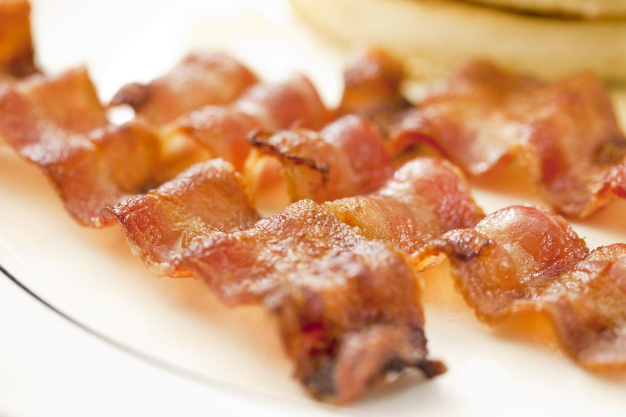Make bacon in the microwave recipe for Decor bacon cooker