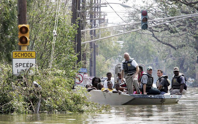 impact of hurricane katrina on disaster management essay Topic: hurricane katrina subtopic:  natural disaster, global warming, linked to  climate change introduce the  before katrina and aftermath and the  government's relief efforts  how is government having an effect and can they  change it.