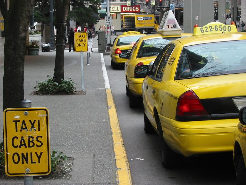 Seattle Taxis