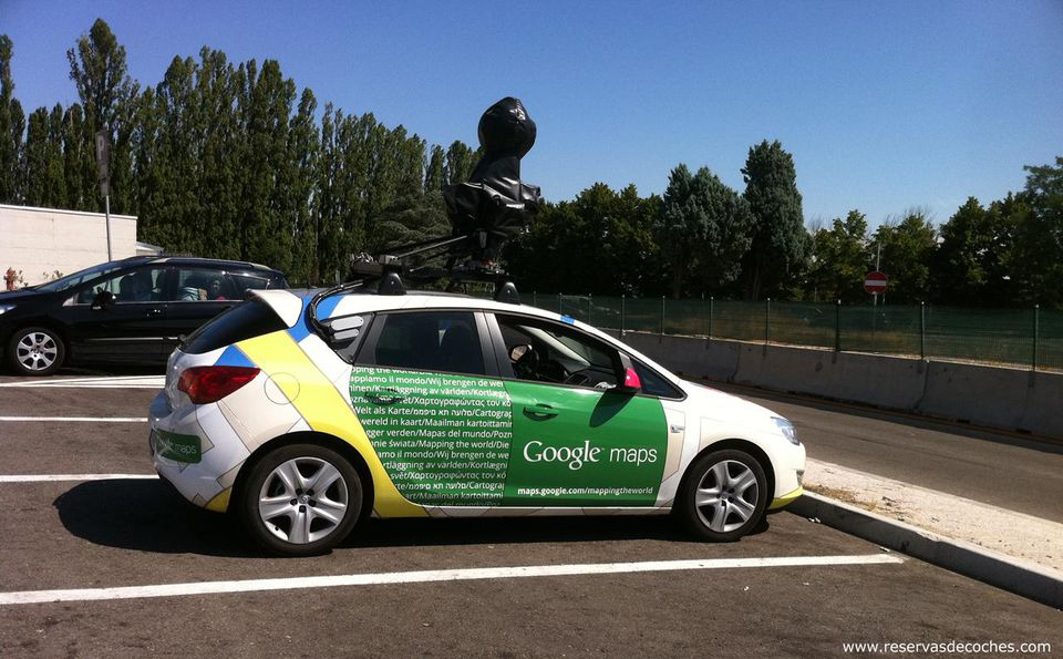 Google Maps Car - Online Driving Directions