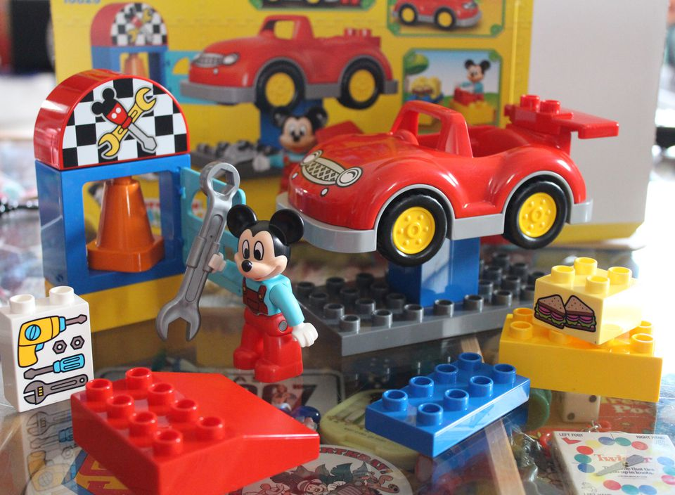 Mickey Mouse Clubhouse Lego Duplo Sets