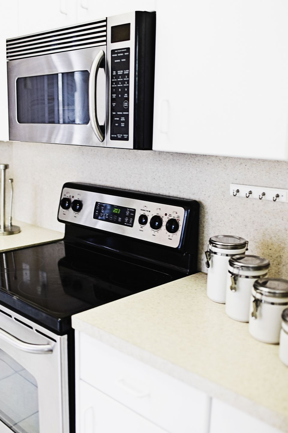 How To Install An Over The Range Microwave Oven