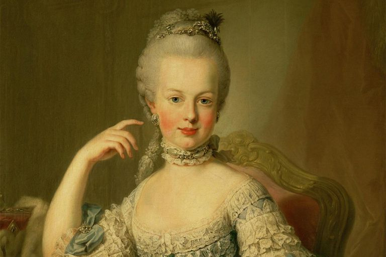 Archduchess Marie Antoinette