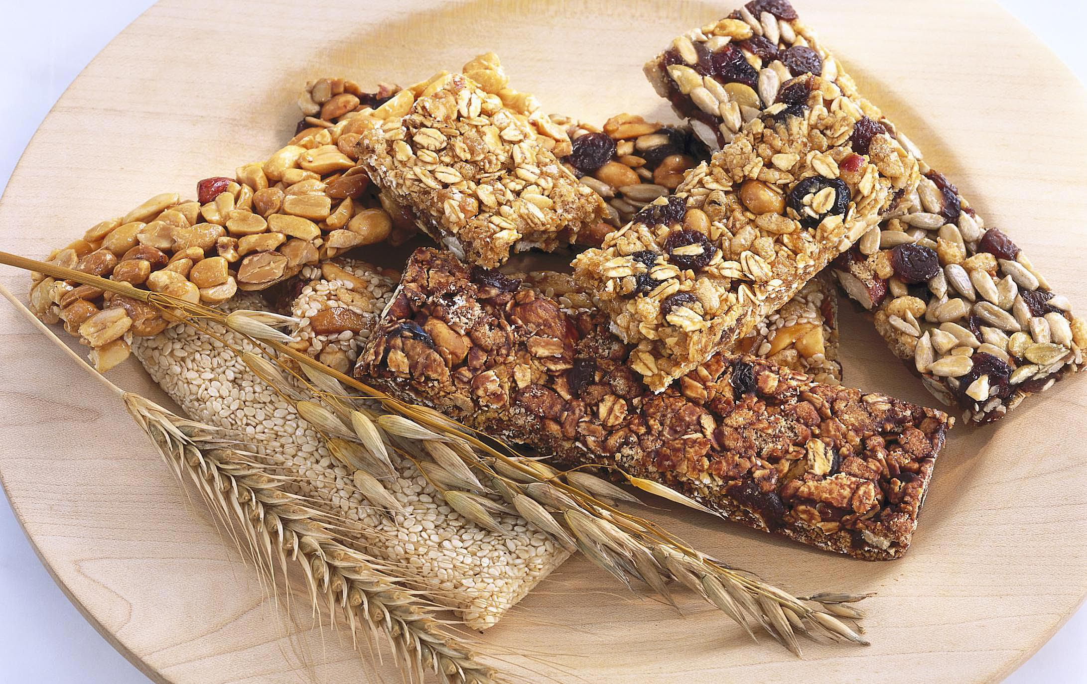 Green Kitchen Granola Bars