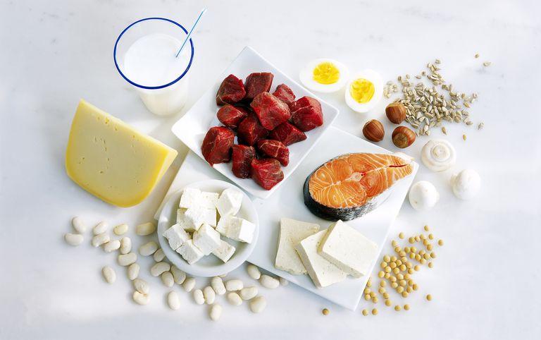 Protein pcos diet