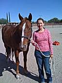equine experience at Miraval