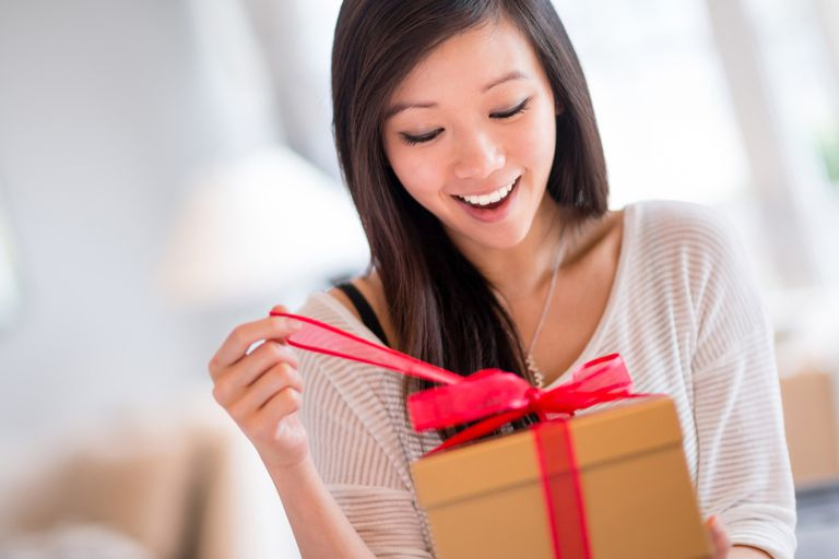 Image result for giving a gift