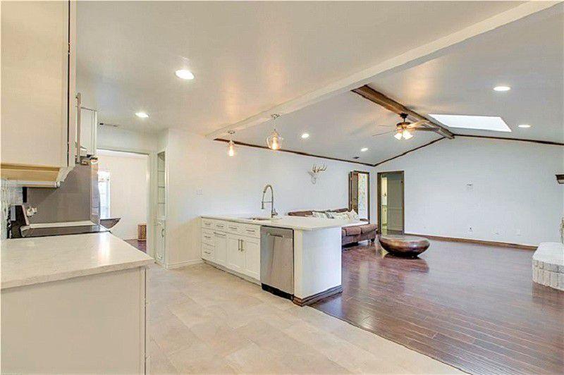 10 unique small kitchen design ideas for Ranch galley kitchen remodel