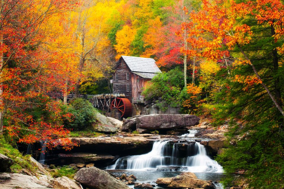 Grist Mill Tours In Kentucky