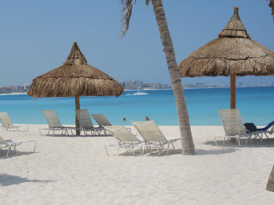 Club Med Cancun Yucatan. Photo © Teresa Plowright.