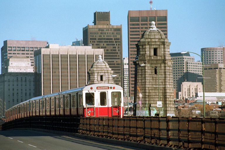 Boston To Auction Off Subway Stop Names