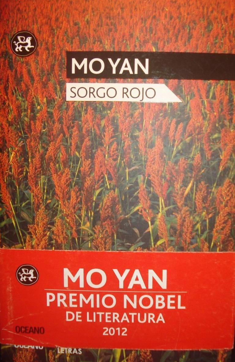 Sorgo Rojo de Mo Yan Premio Nobel de Literatura 2012