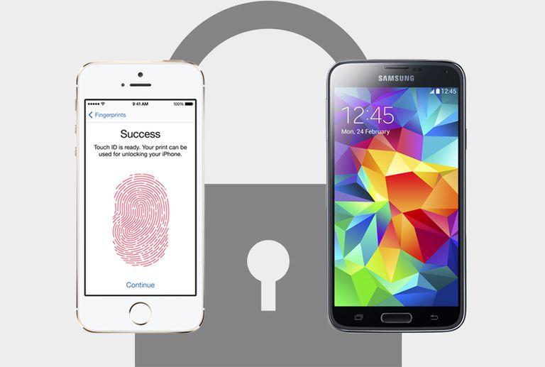 iPhone vs. Android security