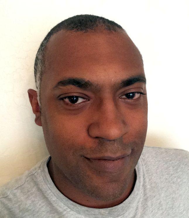 Headshot of Maurice Mitchell