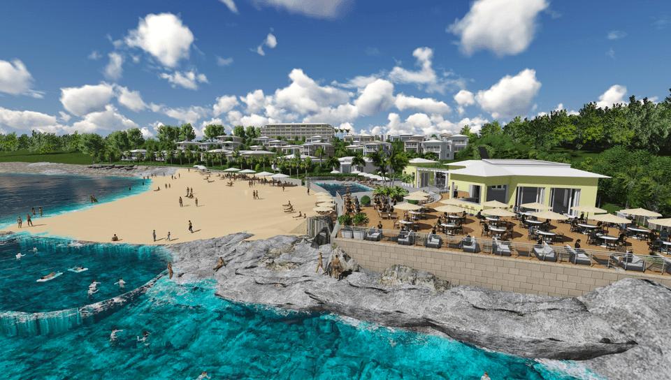 ariel sands resort