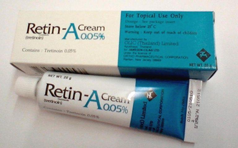 Retin A cream 0.05% 20 g
