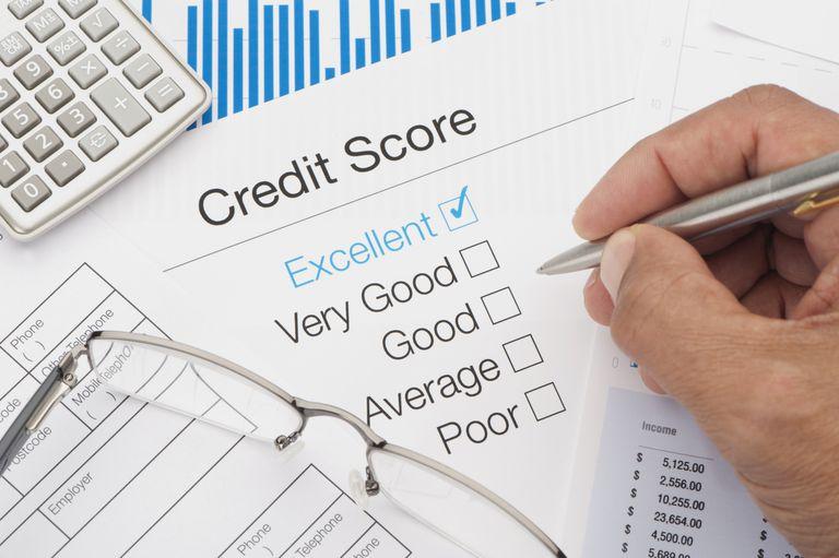 Credit Score - Excellent