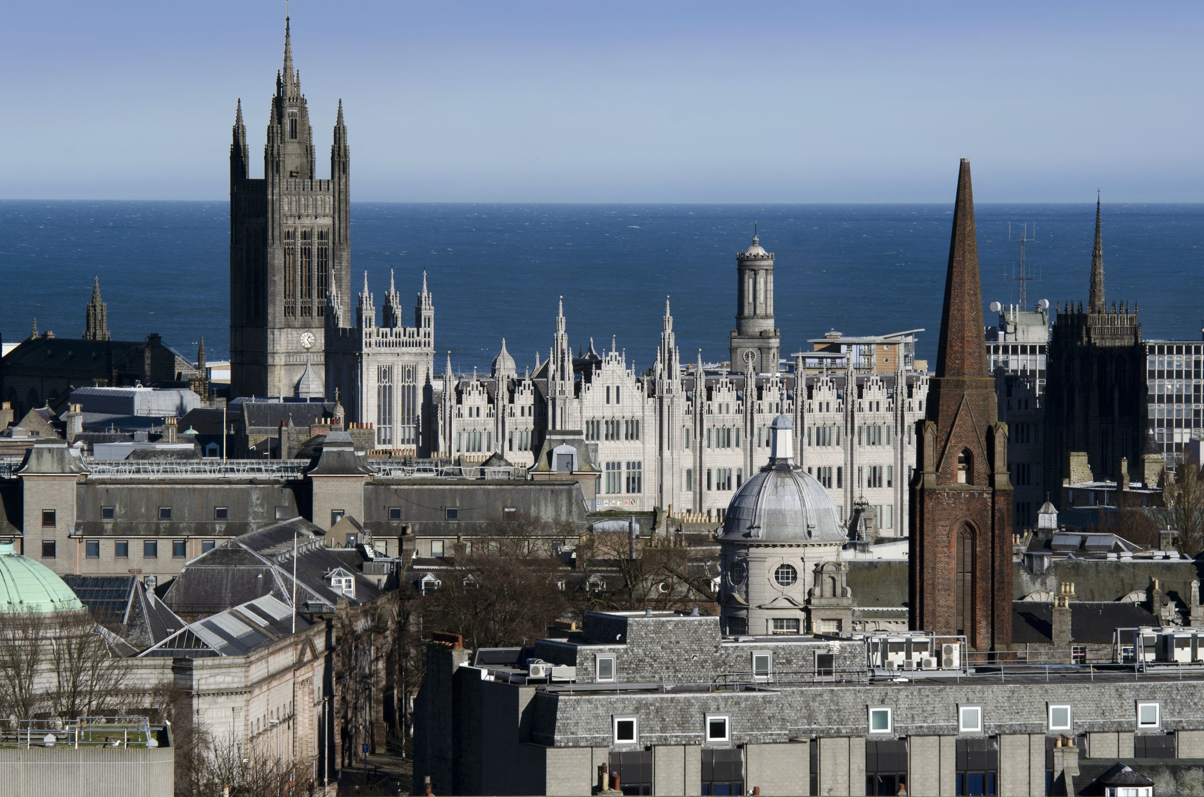 How To Get From London To Aberdeen Scotland