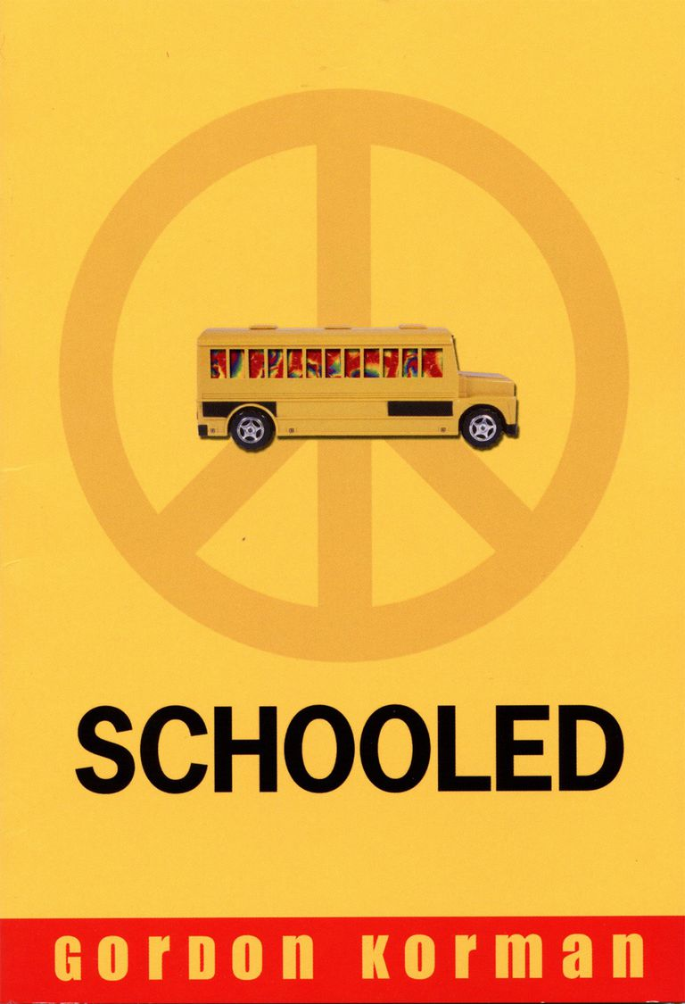 Schooled by Gordon Korman, book cover