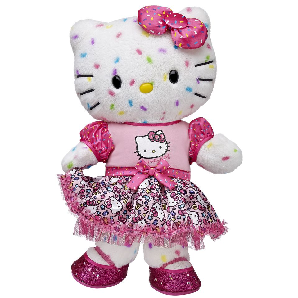 Hello Kitty 40th Anniversary Build-A-Bear