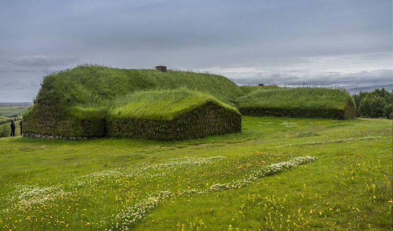 Thjodveldisbaerinn-Traditional Farmstead, Thjorsardalur, Iceland