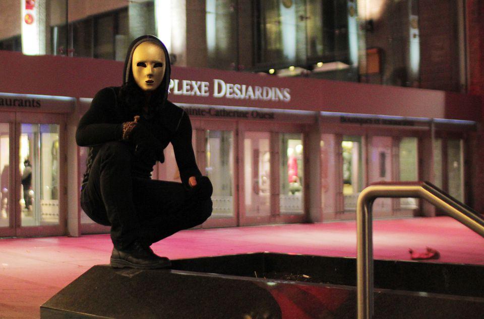 Montreal Halloween photos: Samhain in the city.