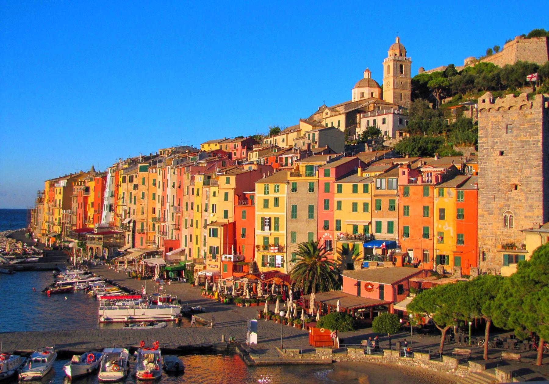 Where To Go On The Mediterranean Coast Of Italy