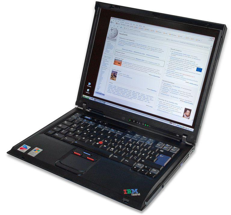 IBM ThinkPad R51 Budget Laptop