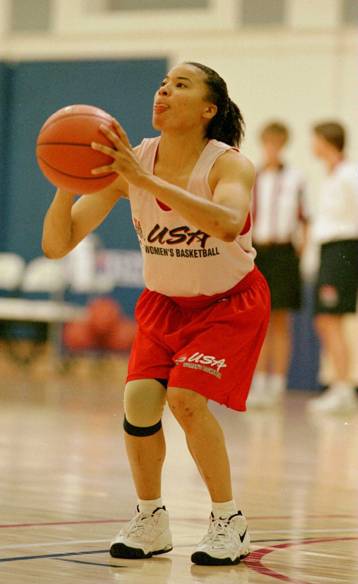 Women in basketball history ccuart Images