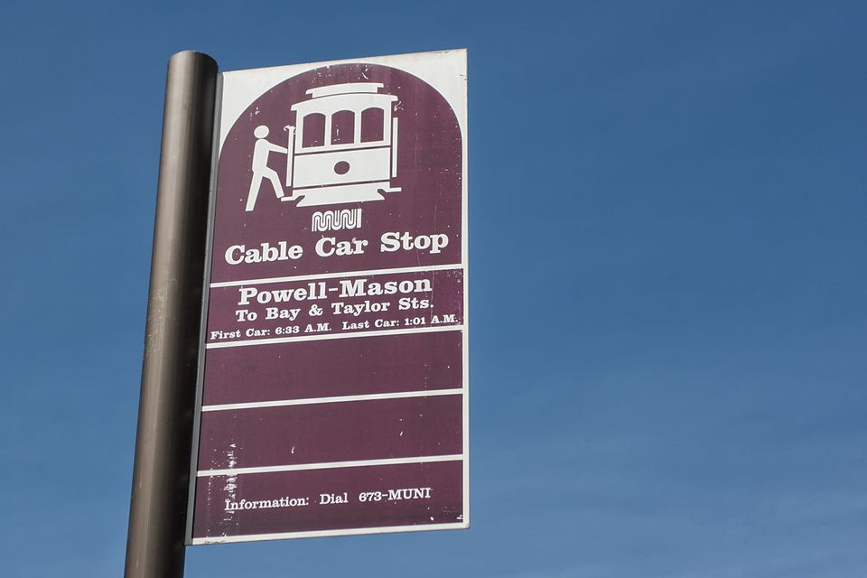Where To Buy Tickets For San Francisco Cable Car