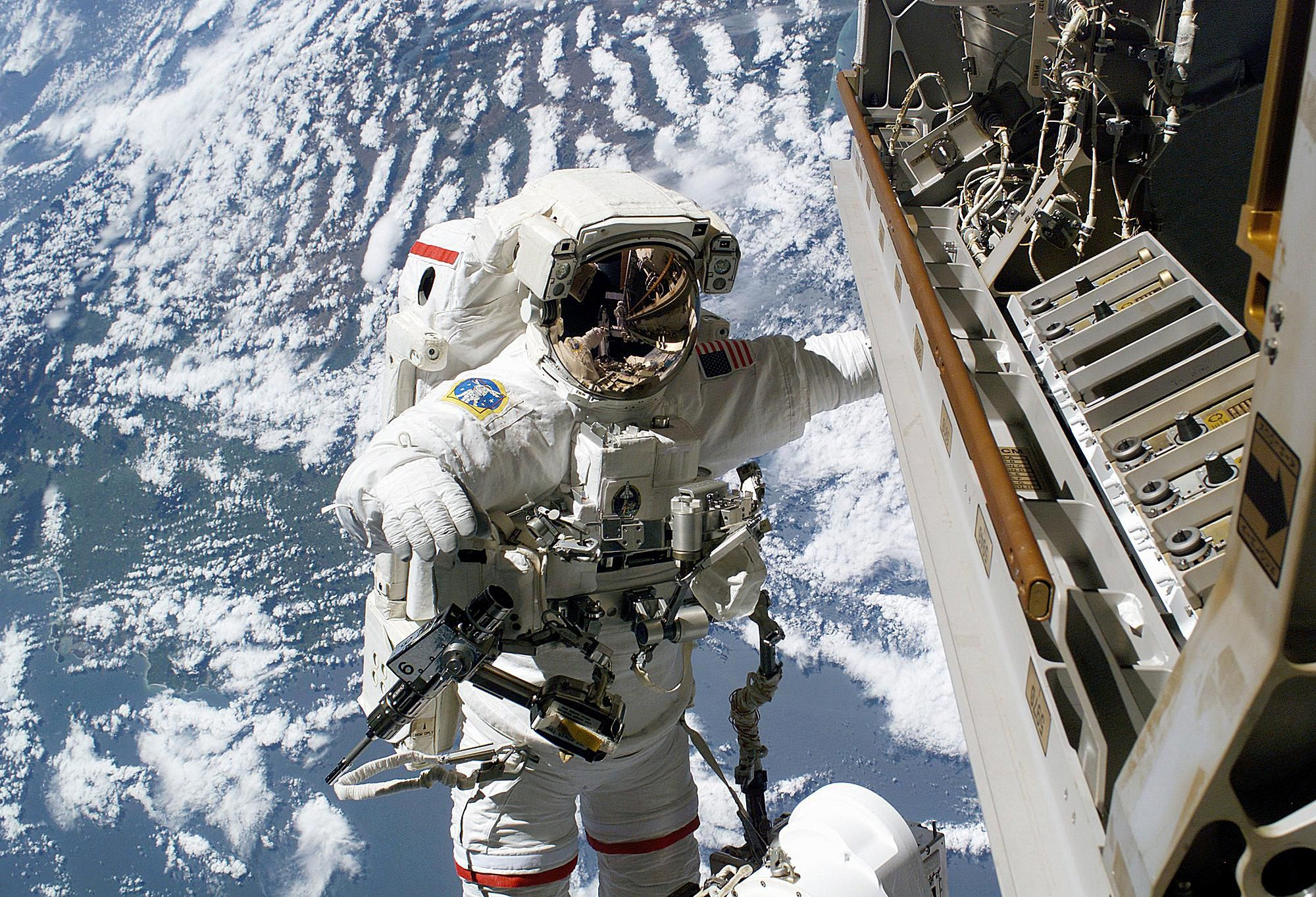 Dream Job: From Soldier to Astronaut