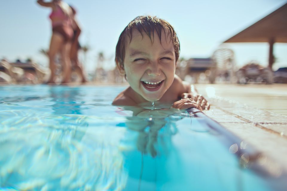 Water parks pools spray grounds in silicon valley - Campbell community center swimming pool ...