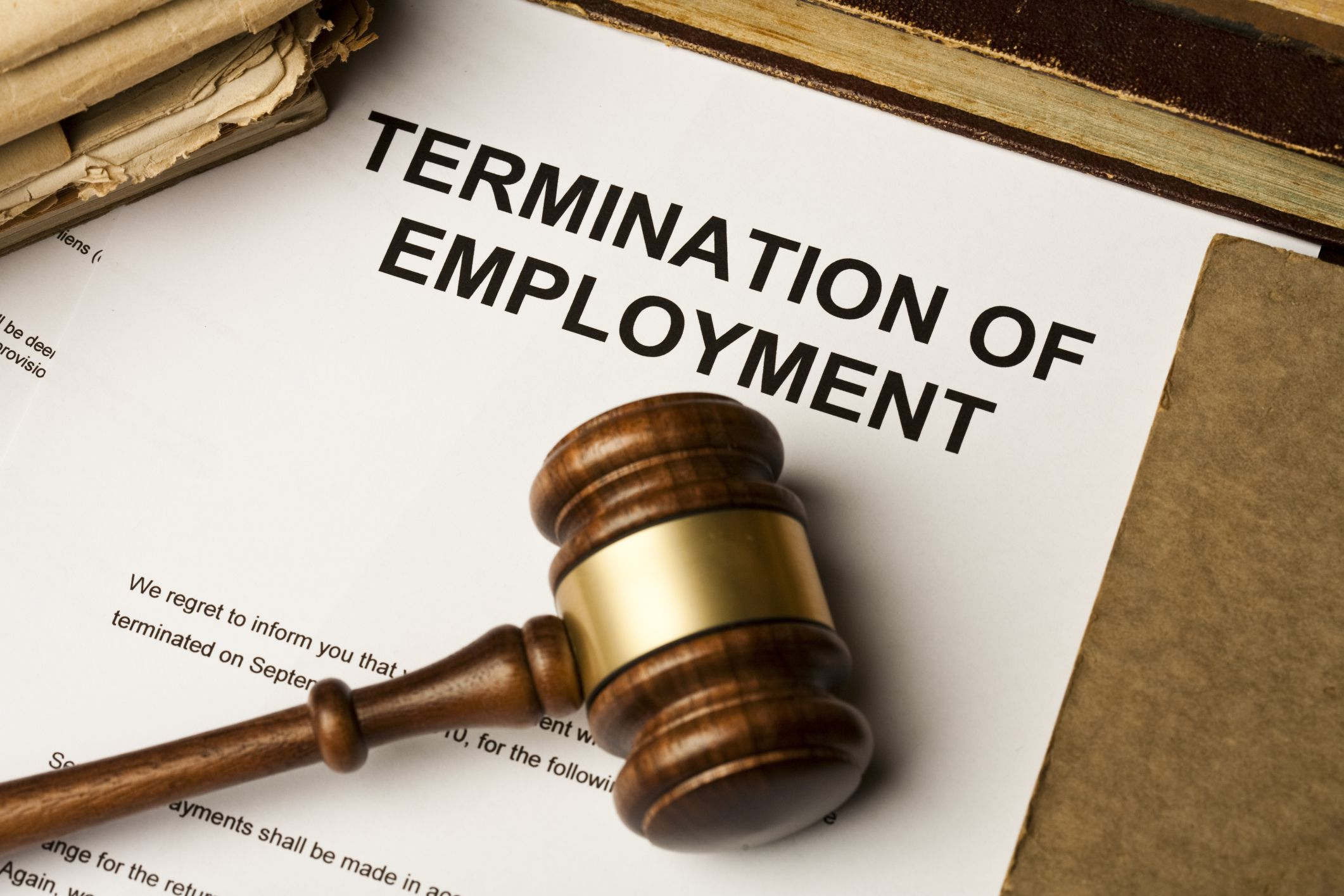 Terminated From Employment Definition