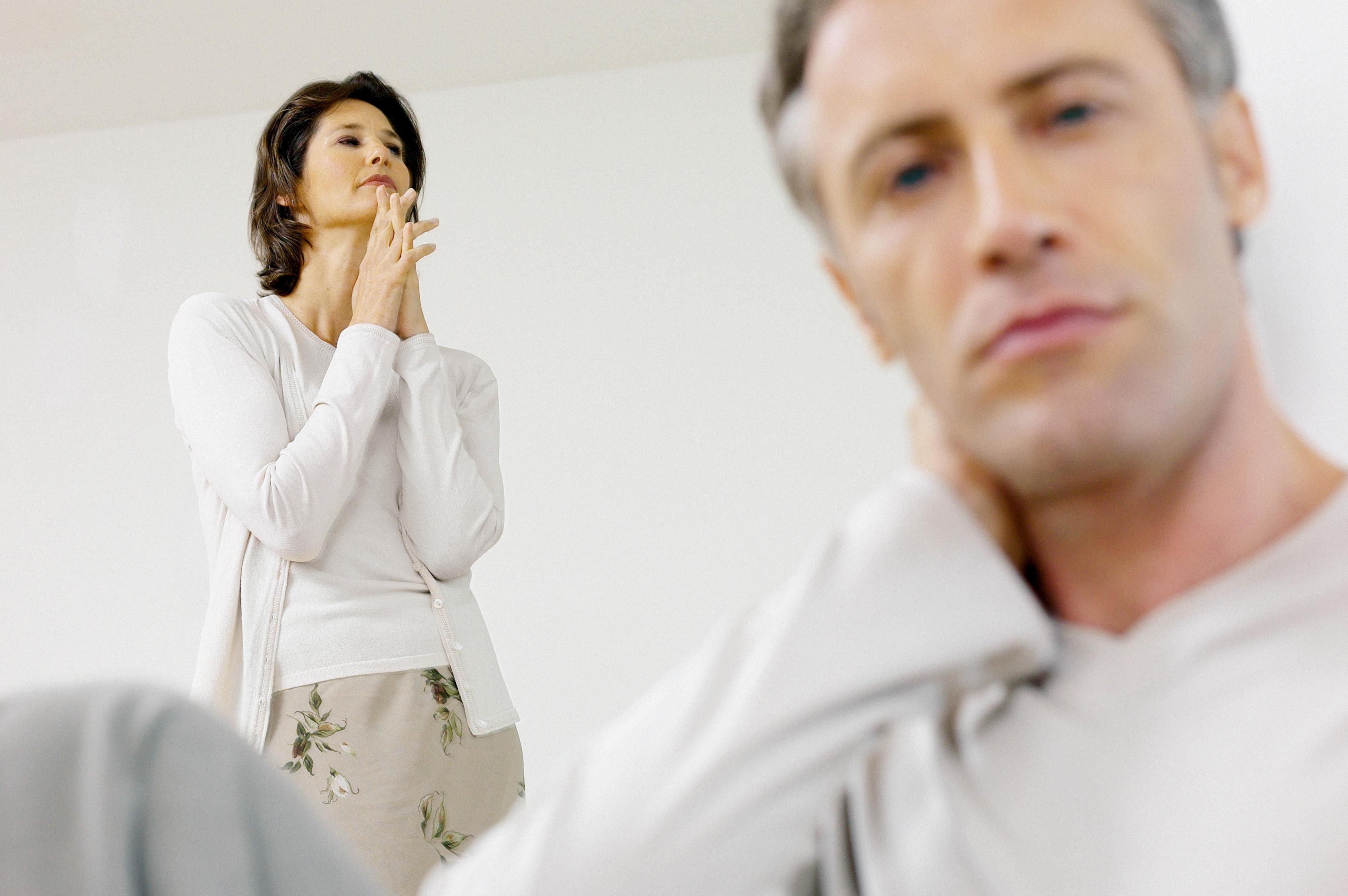 Как сделать чтоб муж ушёл от жены
