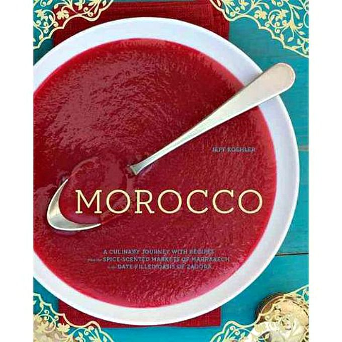 Moroccan cookbooks list of recipe books about moroccan cuisine morocco a culinary journeyg forumfinder Image collections